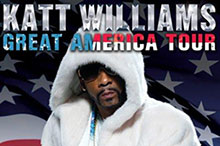 Katt Williams Great America Tour<br/>In the Montgomery Convention Center at the Renaissance